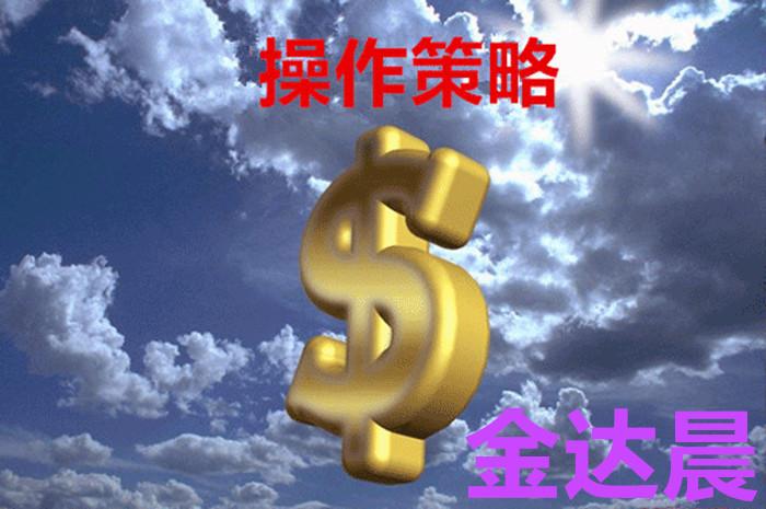 金达晨:1.15黄金原油如何投资?期货黄金白银TD行情解读