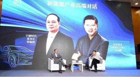 沈南鹏对话「电池之王」:真开电动车的没有里程焦虑,10 年后智能汽车 70% 来自中国