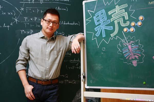 """果壳网CEO姬十三:我是""""文艺范儿科学青年"""""""