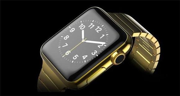 你知道吗:黄金版苹果智能手表到底用的什么金?