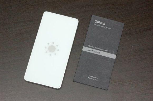无线充电不是梦 QiPack无线移动电源测评
