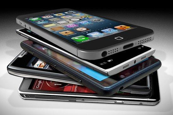 中国智能手机市场六年来的第一次增长放缓
