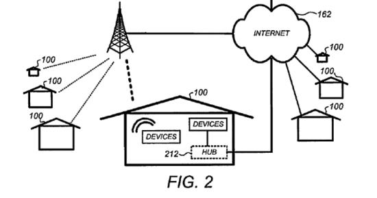 Google新专利:智能家居从门锁开始