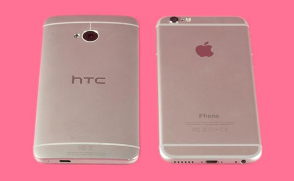 华为抄完苹果抄,苹果抄完三星抄,HTC才是真正的创意大神