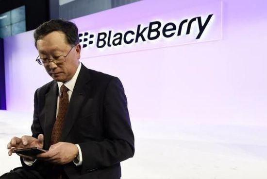 程守宗:安全问题太敏感,黑莓暂无进军中国计划